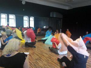 corsi di formazione di danzaterapia
